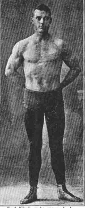 Victor Mclaglen Boxer