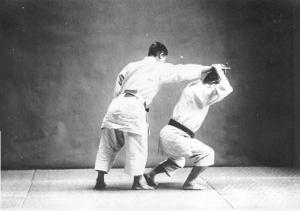red and white belt JigoroKanokata