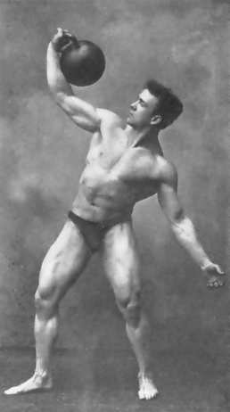 Old Time Strongman