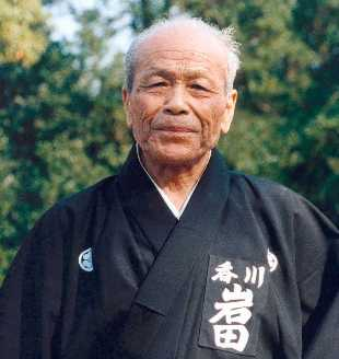 Iwata Norikazu sensei